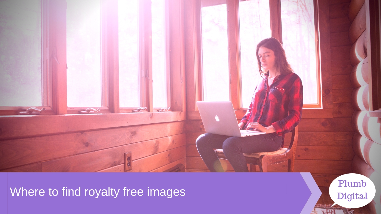 Where to find royalty free images