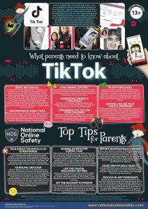 Tik Tok and kids