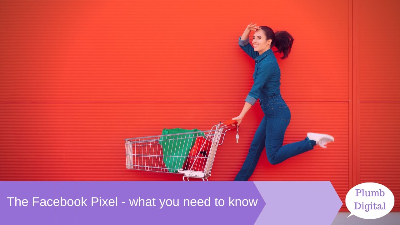 Facebook pixel for online shopping