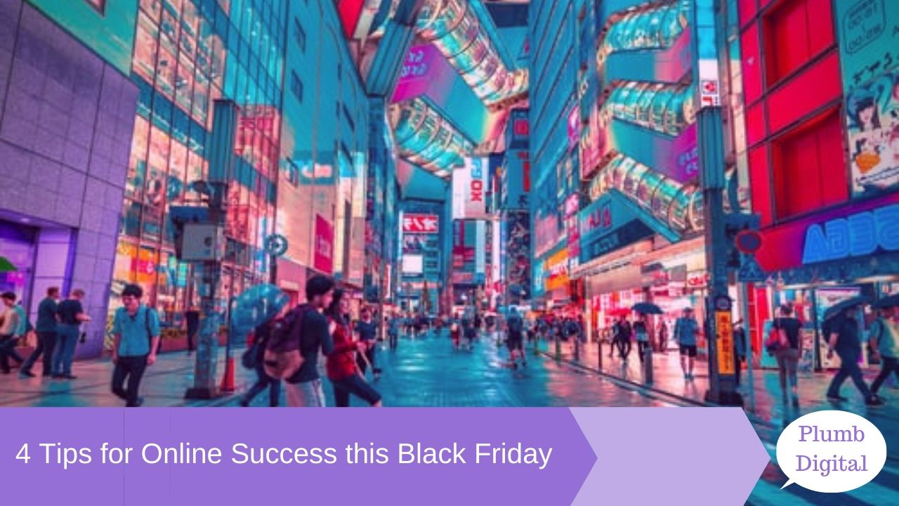 4 tips for online success this Black Friday