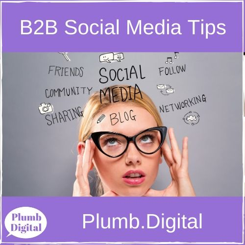 Plumb Digital Social Media Tips