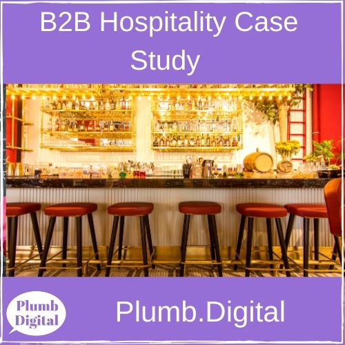 Plumb Digital B2B e-commerce case study